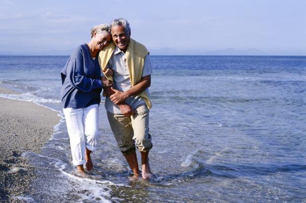 Лучшее место для пенсионеров